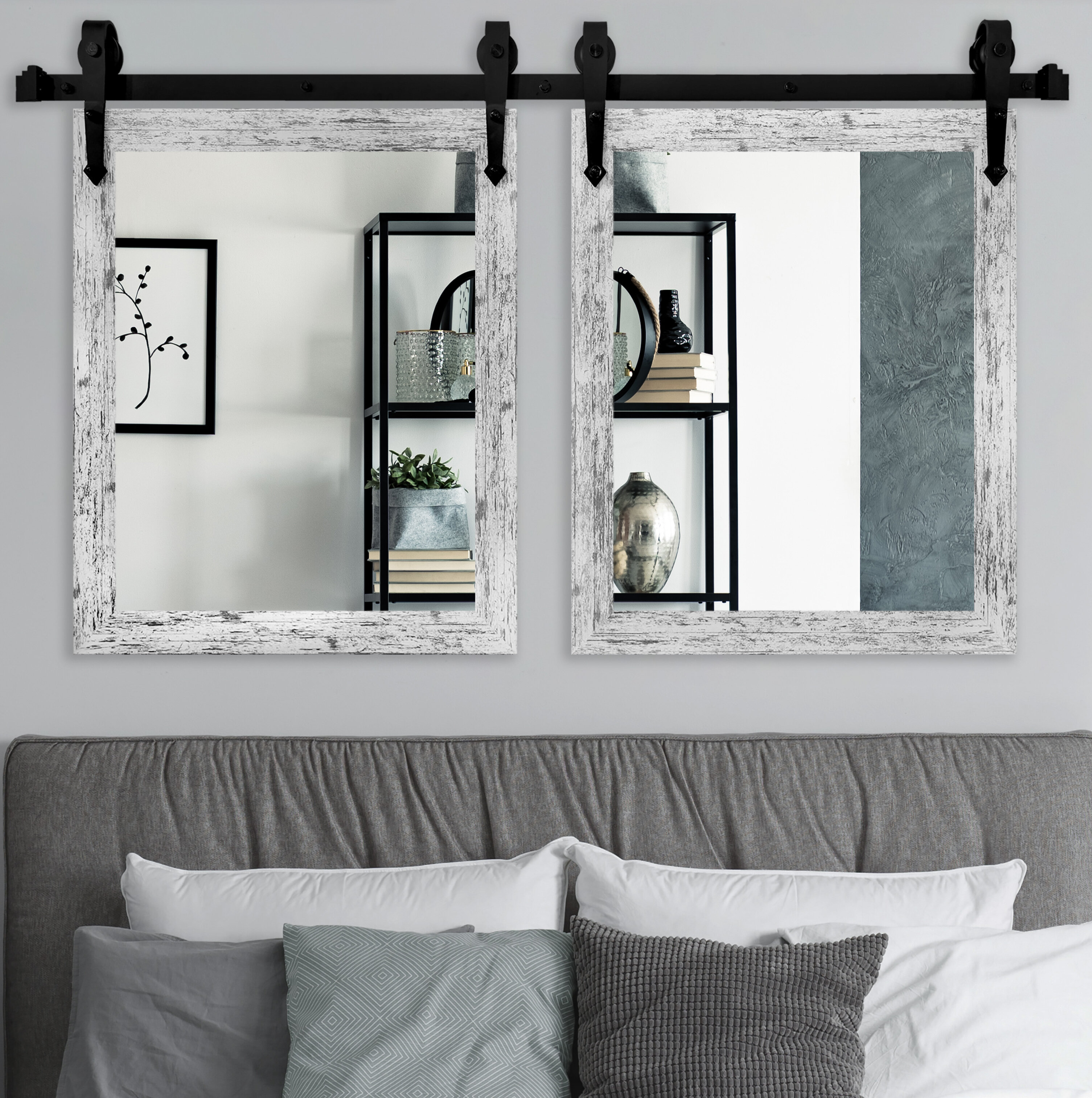 Birch Lane 3 Piece Fulda Mirror Set Reviews Wayfair