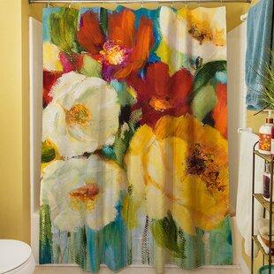 Marya I Shower Curtain ByRed Barrel Studio
