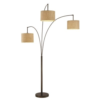 Dimmable Modern Amp Contemporary Floor Lamps You Ll Love In