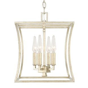 Dangerfield 4-Light Square/Rec..