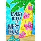 Happy Hour Flag Wayfair