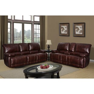 Darby Home Co Valarie Reclining Configurable Living Room Set