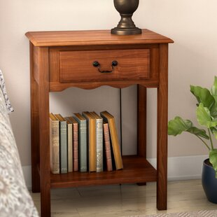 Windemere Shaker Style 1 Drawer Nightstand