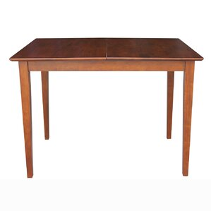 Extendable Counter Height Dining Table by International Concepts
