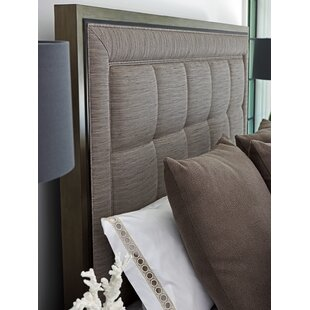 Ariana St Tropez Upholstered Panel Headboard