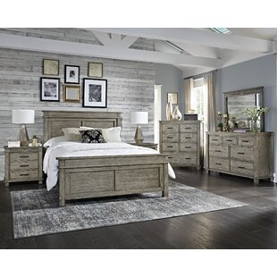 Sayler Panel Configurable Bedroom Set
