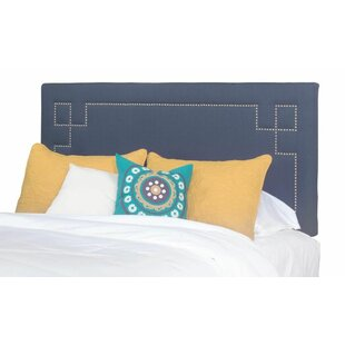 Anatole Upholstered Panel Headboard by