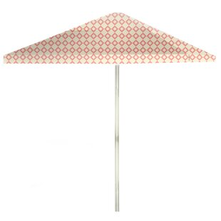 6' Square Market Umbrella by Best of Times Herry Up
