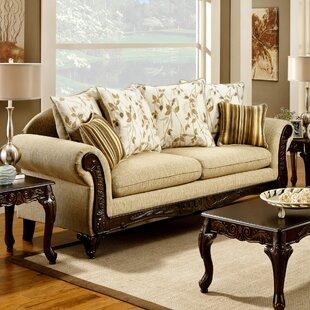 Hokku Designs Aveline Cotton Sofa