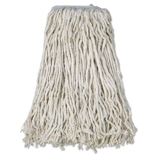 32 Band Mop Head in White