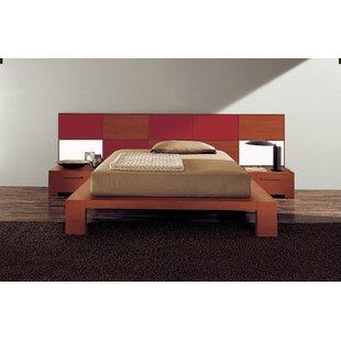 YumanMod Wynd Platform Bed