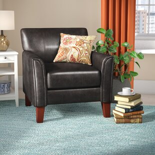 Best Reviews Clintonville Club Chair ByThree Posts