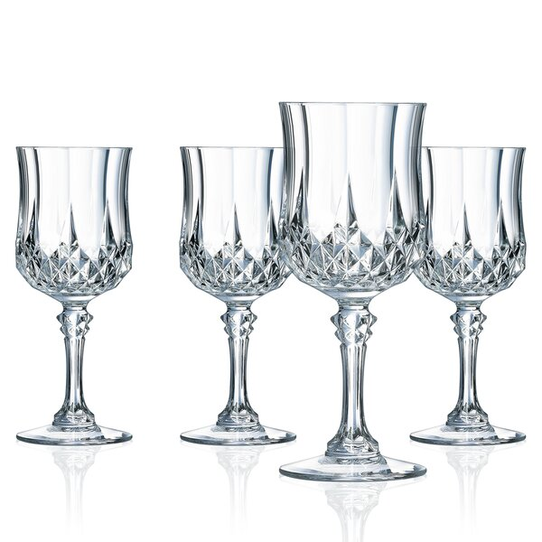Extra Long Stem Wine Glasses Wayfair Ca
