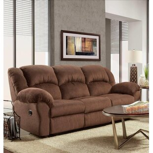 Deals Napoleon Recliner Sofa by Red Barrel Studio Reviews (2019) & Buyer's Guide