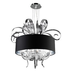 Mercer41 Balfor 4-Light Chandelier