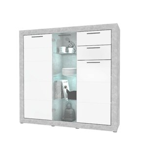 Cavitt 3 Door Accent Cabinet