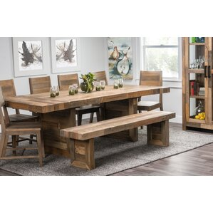 Needham 95 Extendable Dining Table