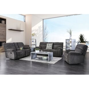 Shop For Buco Reclining Configurable Living Room Set by Red Barrel Studio Reviews (2019) & Buyer's Guide