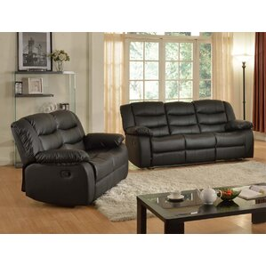 Living In Style Casta 2 Piece Living Room Set