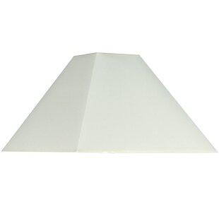 40cm Cotton Square Lamp Shade