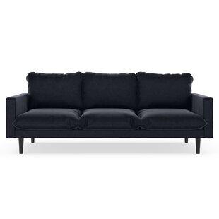 Robles Mod Velvet Sofa