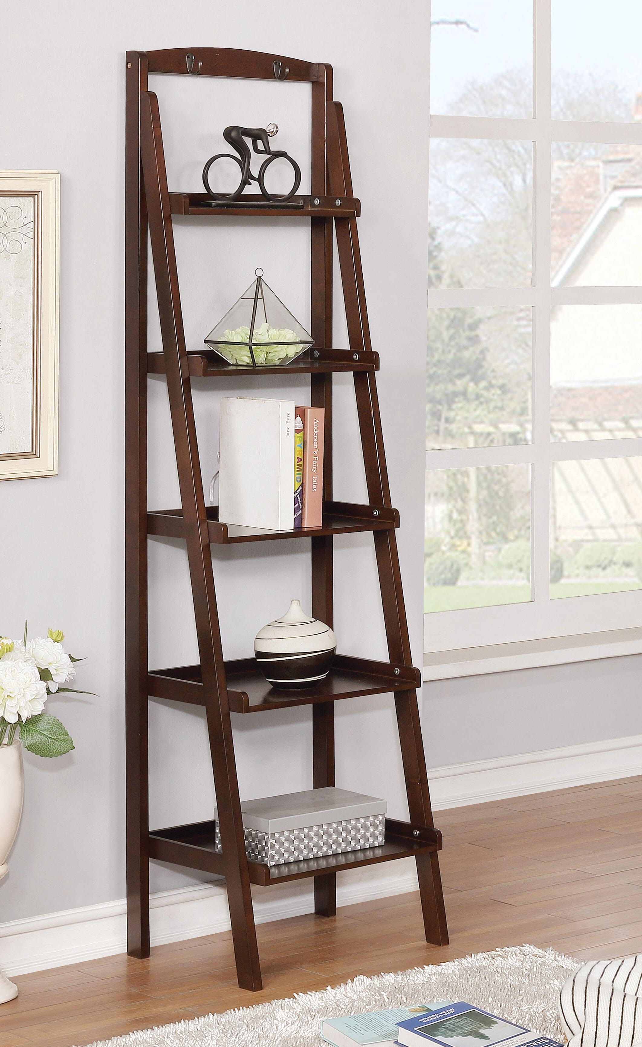 Shellie Ladder Bookcase