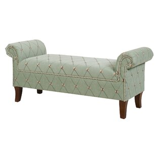 Yates Polyster Bench by House of Hampton Great Reviews