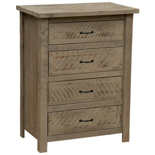 Fireside Lodge Frontier 4 Drawer Chest