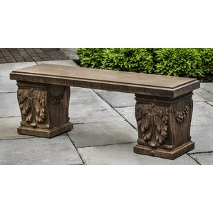 Self Manor House Bench by Astoria Grand
