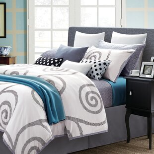 Serenity 7 Piece Duvet Cover Set