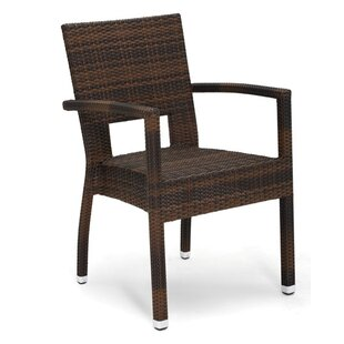 Seattle Stacking Patio Dining Chair