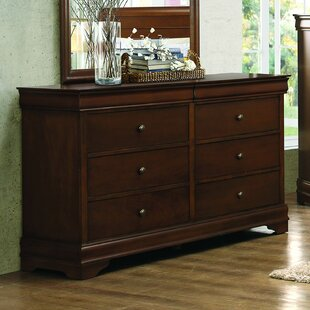 Alivia 6 Drawer Double Dresser