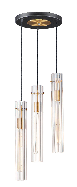 Mercer41 Isamar 3 Light Unique Classic Pendant Wayfair