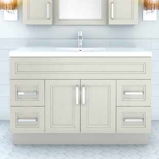 Online Reviews Urban 48 Vanity Single Bowl By Cutler Kitchen & Bath