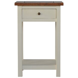 Braes Ridge 1 Drawer Bedside Table By Union Rustic