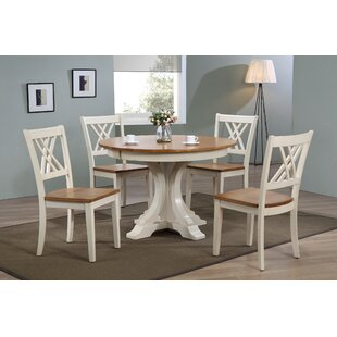 Great choice Alisha 5 Piece Dining Set By Alcott Hill