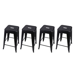 Caine 24 Bar Stool (Set of 4) by Willisto..