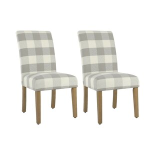 Astonishing Bricker Upholstered Dining Chair Set Of 2 Uwap Interior Chair Design Uwaporg