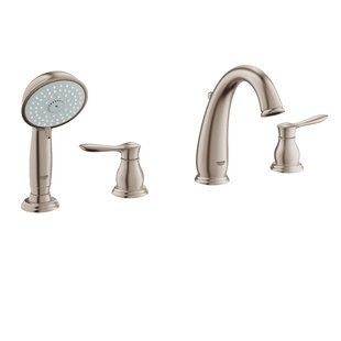 Grohe Parkfield Deck Mounted Roman Tub Fa..