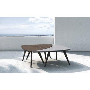 Bingaman Wooden Side Table by Corrigan Studio