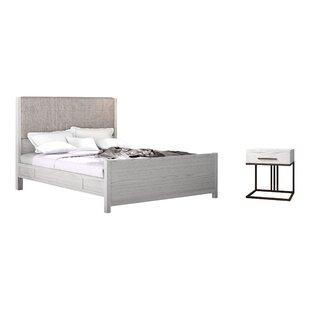 Queen Platform Configurable Bedroom Set by Trule