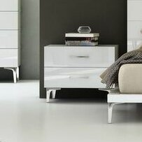 Parsons 2 Drawer Nightstand by Wade Logan