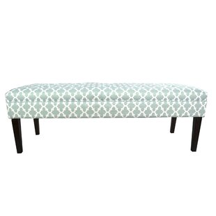 MJL Furniture Kaya Fulton Upholstered Bench