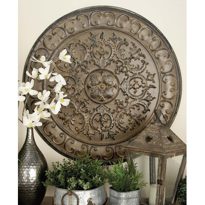 Traditional Metal Wall Décor & Reviews | Birch Lane