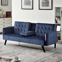 Mercer41 Anabella Sofa Bed & Reviews   Wayfair