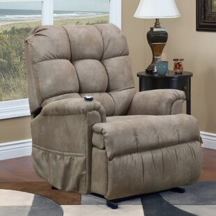 5500 Series Petite Power Lift Assist Recliner by Med-Lift Amazing