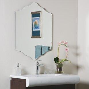 Find Vandam Frameless Wall Mirror ByDecor Wonderland