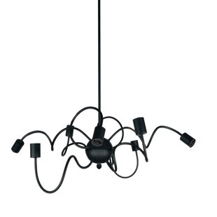 Radionic Hi Tech Whurler 8-Light Sputnik Chandelier