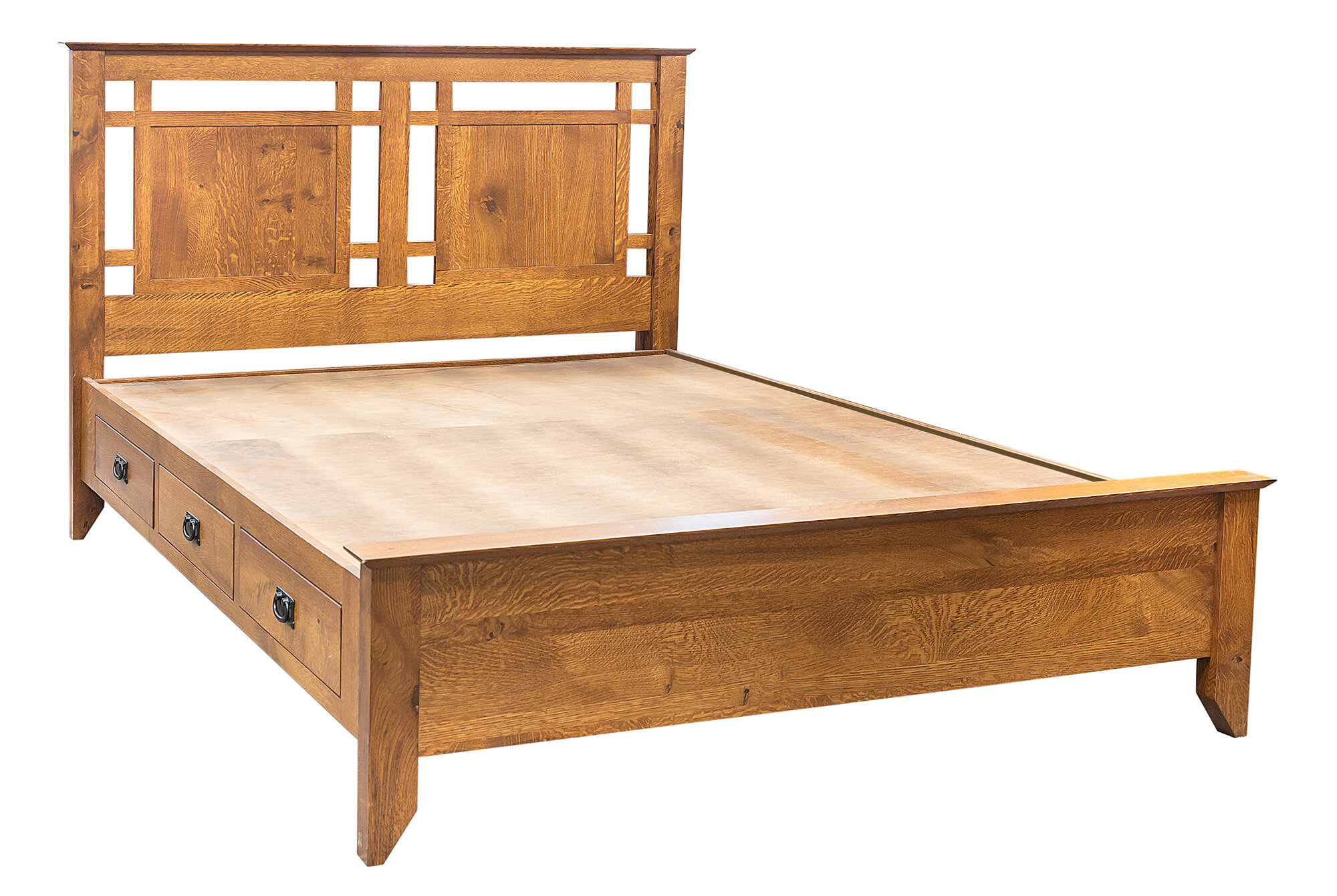 Barnfurniture Brooten Queen Storage Platform Bed Wayfair