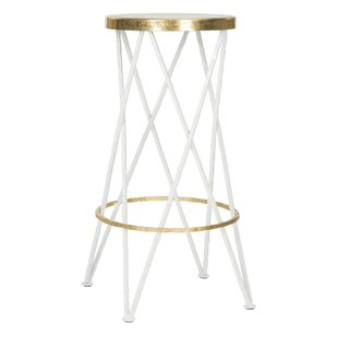 Reviews Gonzalo 30 Bar Stool by Mistana Reviews (2019) & Buyer's Guide